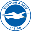 Official Brighton and Hove Albion F.C. Badge